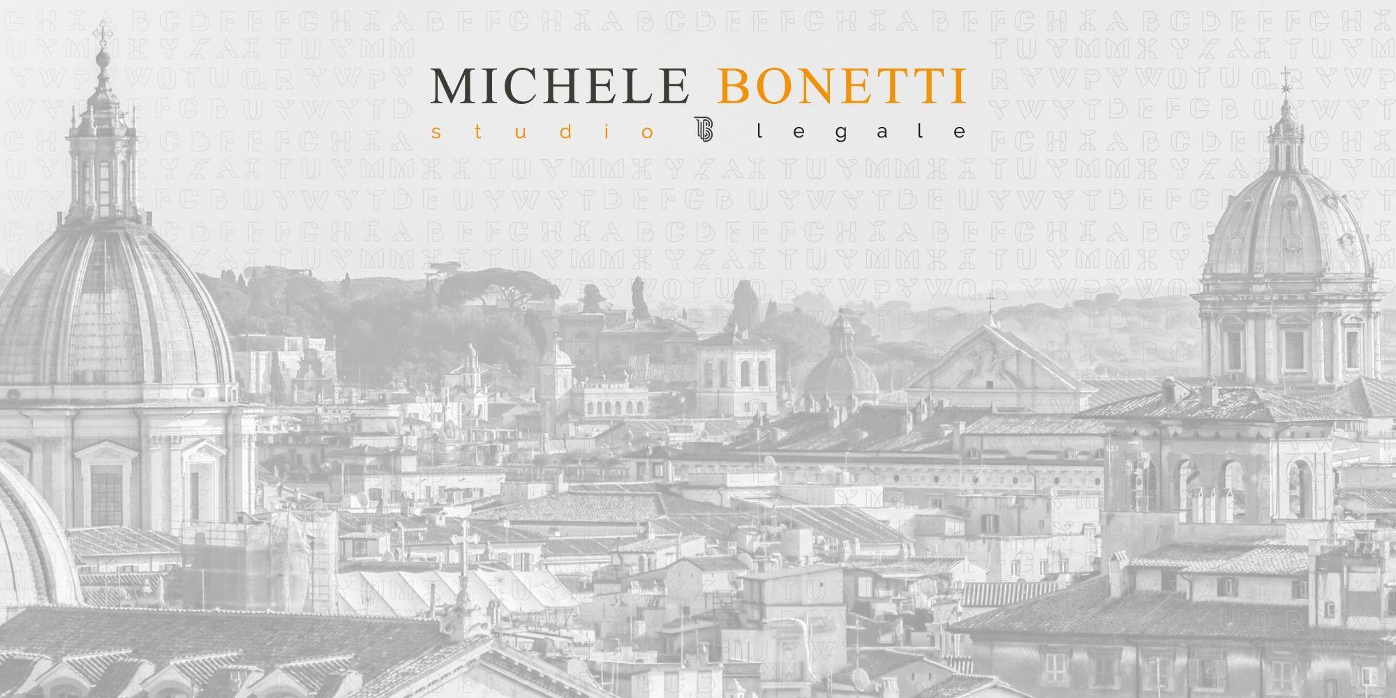 Studio legale Avv. Michele Bonetti - Una r-Evoluzione nel mondo del diritto
